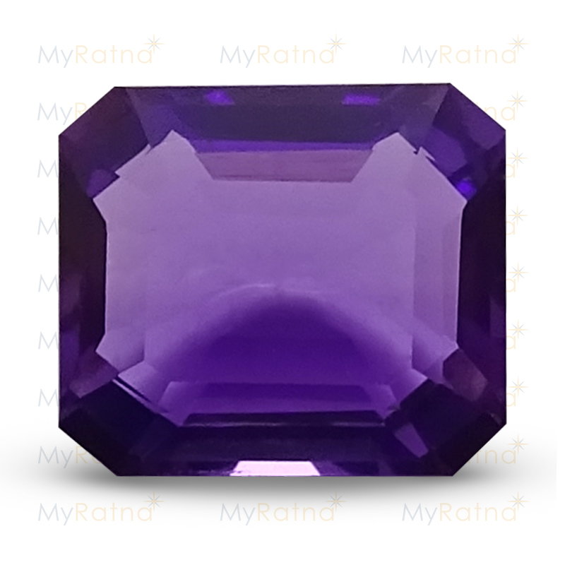 Certified Natural Amethyst 9.68 Ct (Brazil) - Limited - MyRatna