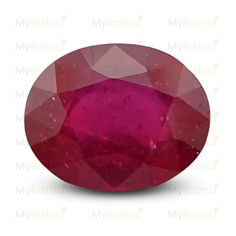 Ruby - BR 7057 (Origin - Thailand) Prime - Quality - MyRatna