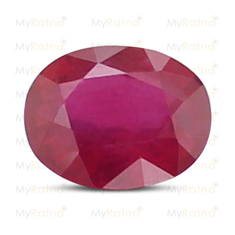 Ruby - BR 7058 (Origin - Thailand) Limited - Quality - MyRatna