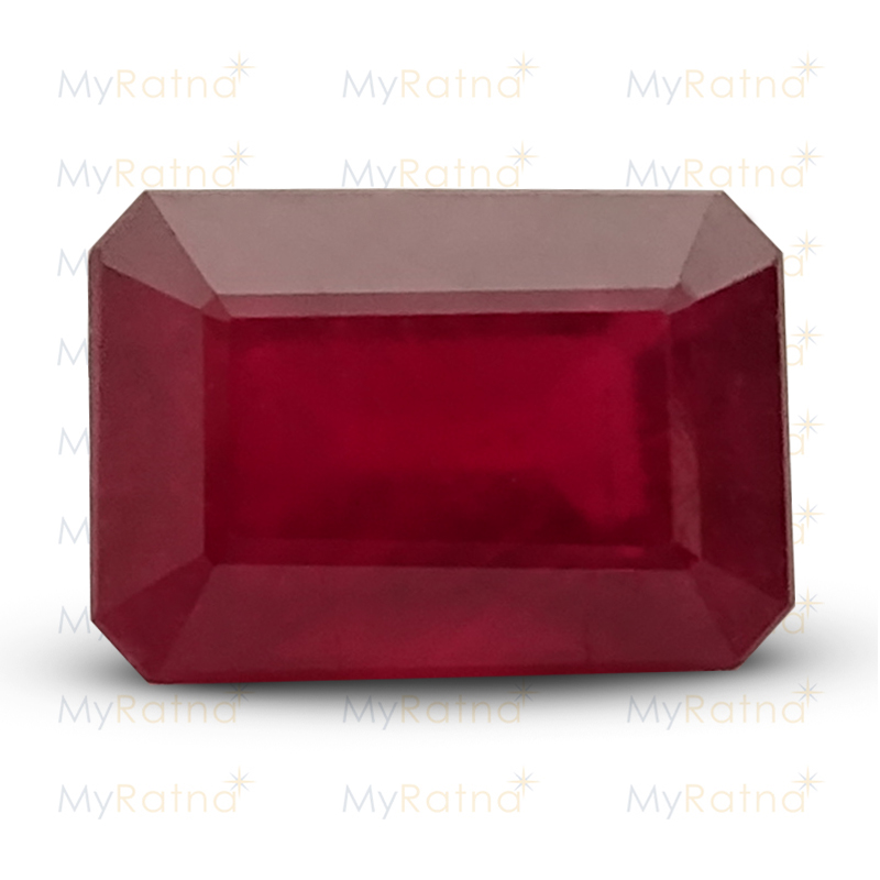 Certified Natural Ruby 9.7 Ct (Bangkok) - Prime - MyRatna