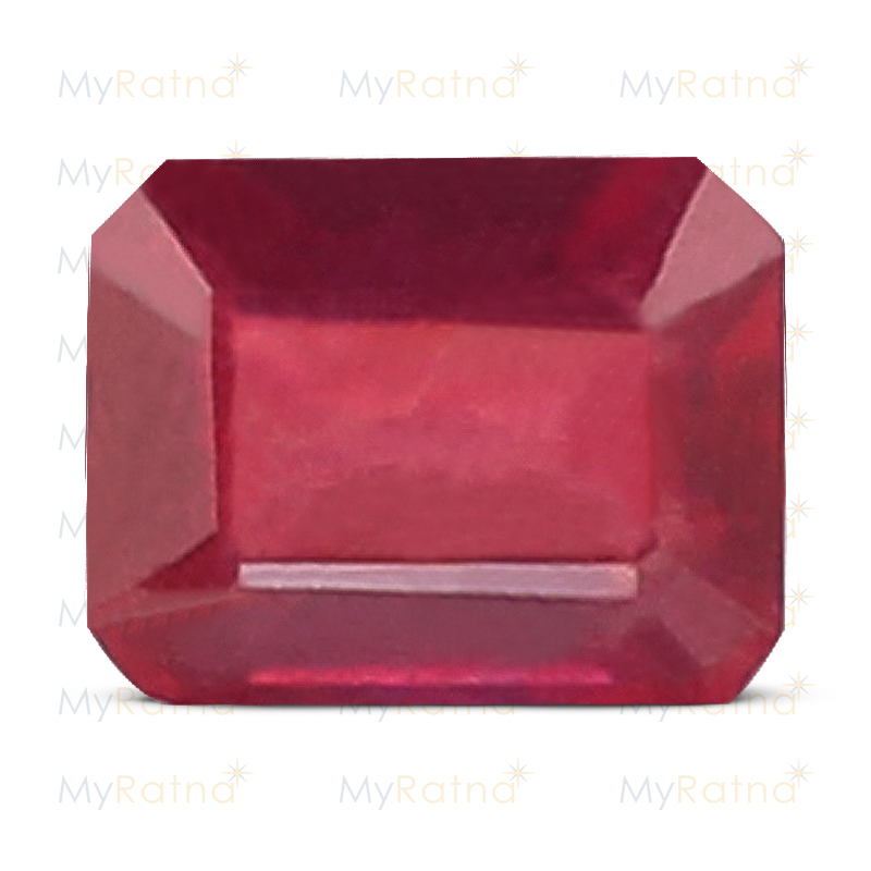 Certified Natural Ruby 3.63 Ct (Bangkok) - Prime - MyRatna