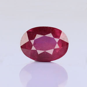 Ruby - BR 7158 (Origin - Mozambique) Limited - Quality - MyRatna