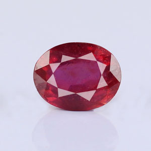 Ruby - BR 7159 (Origin - Mozambique) Limited - Quality - MyRatna