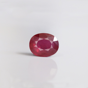 Ruby - BR 7229 (Origin - Mozambique) Limited - Quality - MyRatna