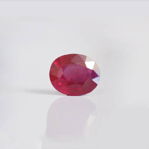 Ruby - BR 7231 (Origin - Mozambique) Limited - Quality - MyRatna