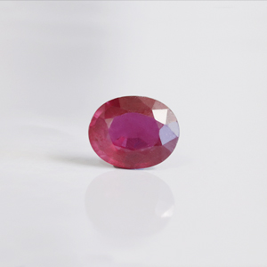 Ruby - BR 7232 (Origin - Mozambique) Limited - Quality - MyRatna