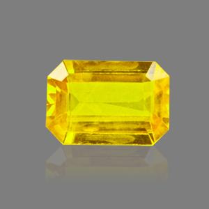 Yellow Sapphire - BYS 6714 (Origin - Thailand) Limited - Quality - MyRatna