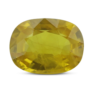 Yellow Sapphire - BYS 6501 (Origin - Thailand) Prime -Quality - MyRatna