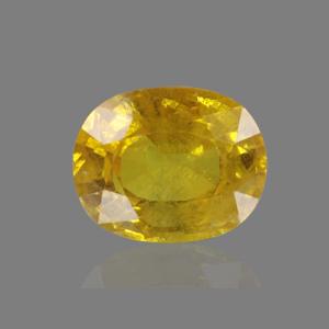 Yellow Sapphire - BYS 6503 (Origin - Thailand) Prime - Quality - MyRatna