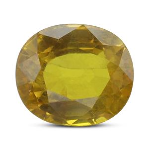 Yellow Sapphire - BYS 6504 (Origin - Thailand) Prime -Quality - MyRatna