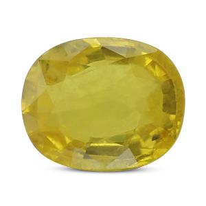 Yellow Sapphire - BYS 6506 (Origin - Thailand) Prime -Quality - MyRatna