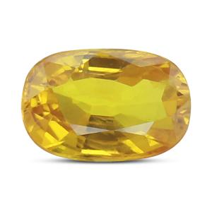 Yellow Sapphire - BYS 6511 (Origin - Thailand) Limited -Quality - MyRatna