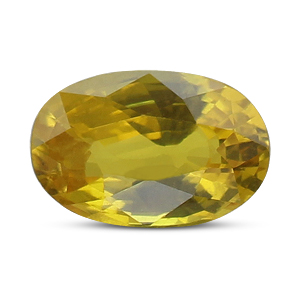 Yellow Sapphire - BYS 6527 (Origin - Thailand) Limited -Quality - MyRatna