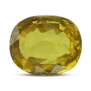 Yellow Sapphire - BYS 6535 (Origin - Thailand) Limited -Quality - MyRatna