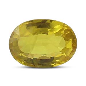 Yellow Sapphire - BYS 6536 (Origin - Thailand) Prime -Quality - MyRatna