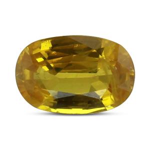 Yellow Sapphire - BYS 6539 (Origin - Thailand) Prime -Quality - MyRatna