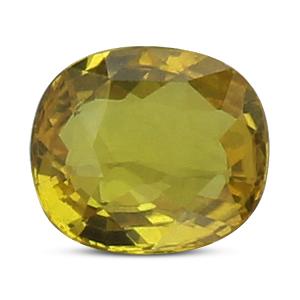 Yellow Sapphire - BYS 6544 (Origin - Thailand) Limited -Quality - MyRatna