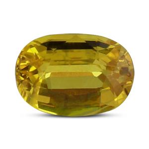 Yellow Sapphire - BYS 6546 (Origin - Thailand) Limited -Quality - MyRatna