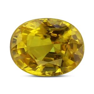 Yellow Sapphire - BYS 6547 (Origin - Thailand) Limited -Quality - MyRatna