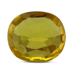 Yellow Sapphire - BYS 6549 (Origin - Thailand) Limited -Quality - MyRatna