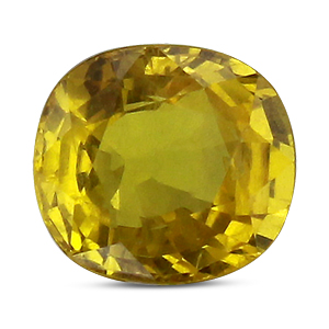 Yellow Sapphire - BYS 6554 (Origin - Thailand) Limited -Quality - MyRatna