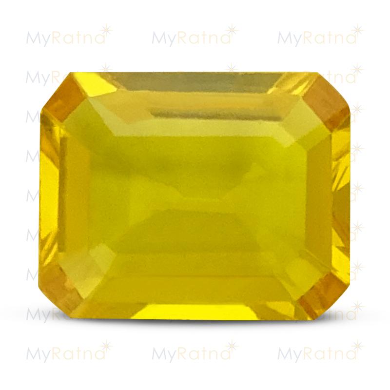 Yellow Sapphire - BYS 6561 (Origin - Thailand) Limited - Quality - MyRatna