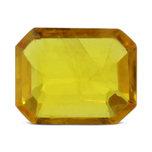 Yellow Sapphire - BYS 6565 (Origin - Thailand) Prime -Quality - MyRatna