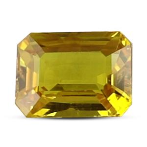 Yellow Sapphire - BYS 6569 (Origin - Thailand) Limited - Quality - MyRatna