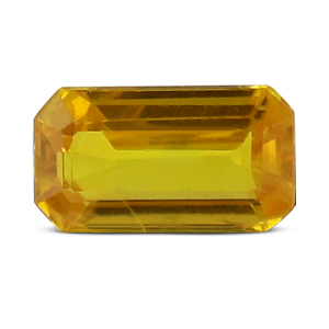 Yellow Sapphire - BYS 6570 (Origin - Thailand) Limited -Quality - MyRatna