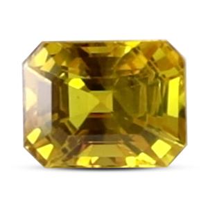 Yellow Sapphire - BYS 6571 (Origin - Thailand) Rare - Quality - MyRatna