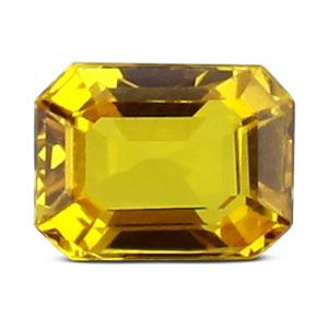Yellow Sapphire - BYS 6576 (Origin - Thailand) Rare -Quality - MyRatna