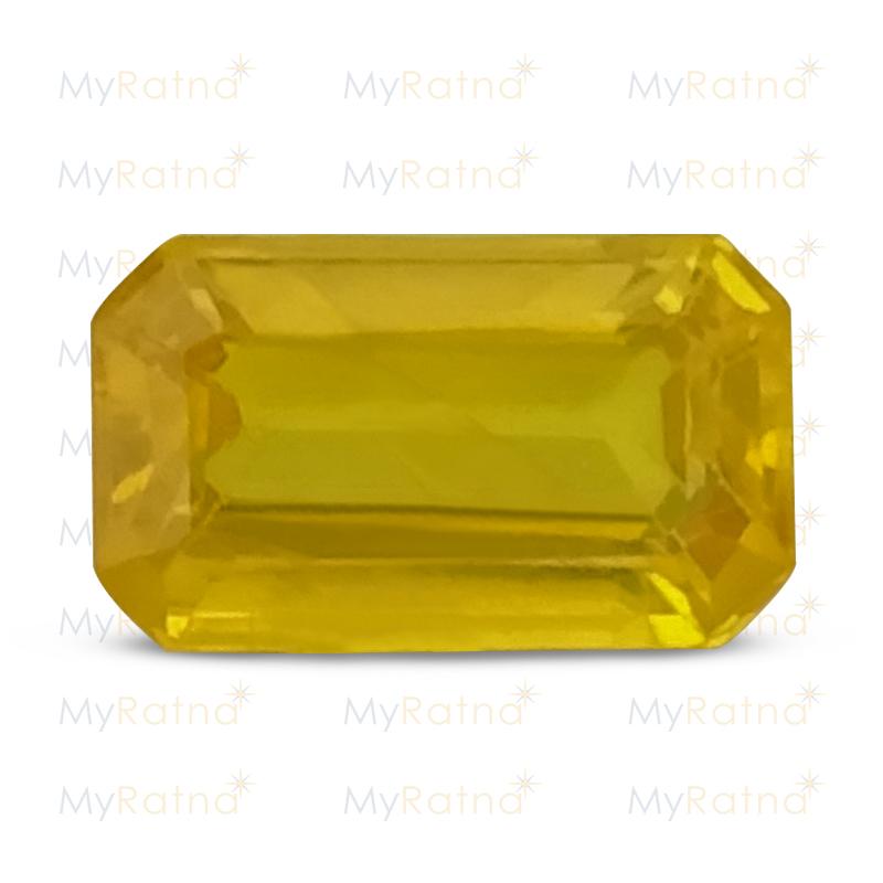 Yellow Sapphire - BYS 6577 (Origin - Thailand) Prime - Quality - MyRatna