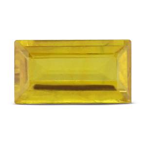 Yellow Sapphire - BYS 6579 (Origin - Thailand) Limited -Quality - MyRatna