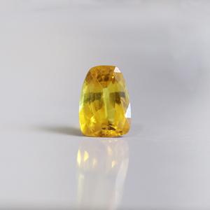 Yellow Sapphire - BYS 6580 (Origin - Thailand) Prime -Quality - MyRatna