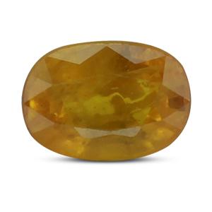 Yellow Sapphire - BYS 6592 (Origin - Thailand) Fine -Quality - MyRatna