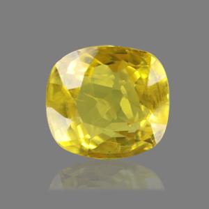 Yellow Sapphire - BYS 6594 (Origin - Thailand) Fine - Quality - MyRatna