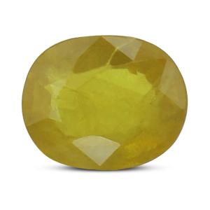 Yellow Sapphire - BYS 6596 (Origin - Thailand) Fine -Quality - MyRatna