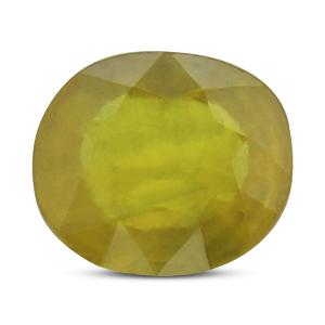 Yellow Sapphire - BYS 6598 (Origin - Thailand) Fine -Quality - MyRatna