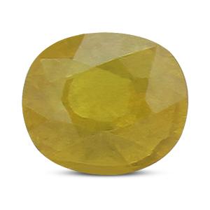 Yellow Sapphire - BYS 6603 (Origin - Thailand) Fine -Quality - MyRatna