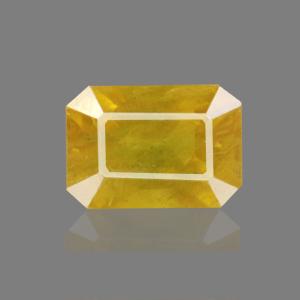 Yellow Sapphire - BYS 6606 (Origin - Thailand) Fine - Quality - MyRatna