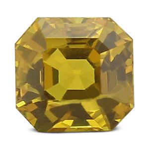 Yellow Sapphire - BYS 6607 (Origin - Thailand) Limited - Quality - MyRatna