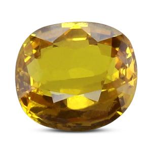 Yellow Sapphire - BYS 6611 (Origin - Thailand) Prime -Quality - MyRatna