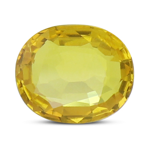 Yellow Sapphire - BYS 6612 (Origin - Thailand) Rare -Quality - MyRatna