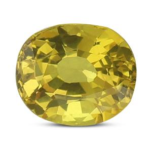 Yellow Sapphire - BYS 6613 (Origin - Thailand) Limited -Quality - MyRatna