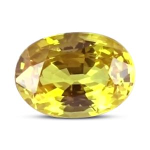 Yellow Sapphire - BYS 6614 (Origin - Thailand) Limited - Quality - MyRatna