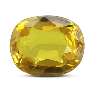 Yellow Sapphire - BYS 6616 (Origin - Thailand) Limited -Quality - MyRatna