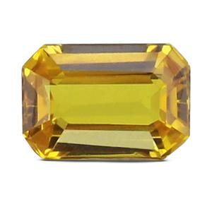 Yellow Sapphire - BYS 6618 (Origin - Thailand) Rare -Quality - MyRatna