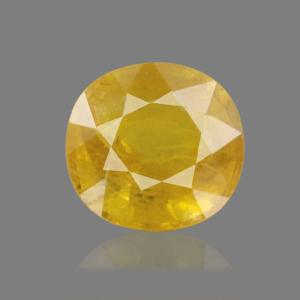 Yellow Sapphire - BYS 6619 (Origin - Thailand) Fine - Quality - MyRatna