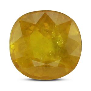 Yellow Sapphire - BYS 6620 (Origin - Thailand) Fine -Quality - MyRatna
