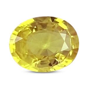 Yellow Sapphire - BYS 6624 (Origin - Thailand) Prime - Quality - MyRatna